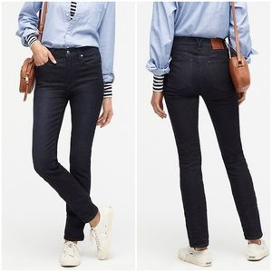 Point Sur for J.Crew Hightower Straight Jeans